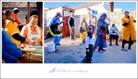 Siya & Lerato's Wedding, Soweto Wedding, African Wedding, Creative African Wedding, Funky Wedding couple, African Wedding Images, Wedding Pictures (1)